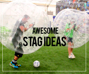 Awesome stag activities
