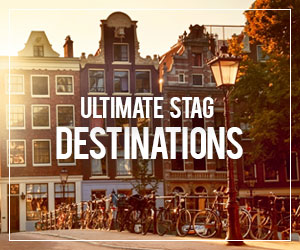 The ultimate stag destinations