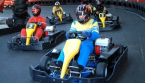 Go karting stag weekends
