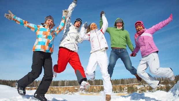 skiing groups