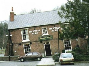 The Crooked House, nr Birmingham