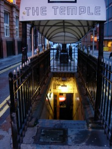 The Temple of Convenience, Manchester