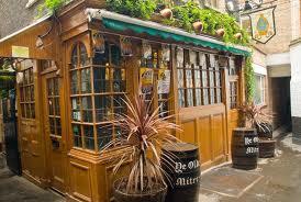 Ye Olde Mitre Tavern, London