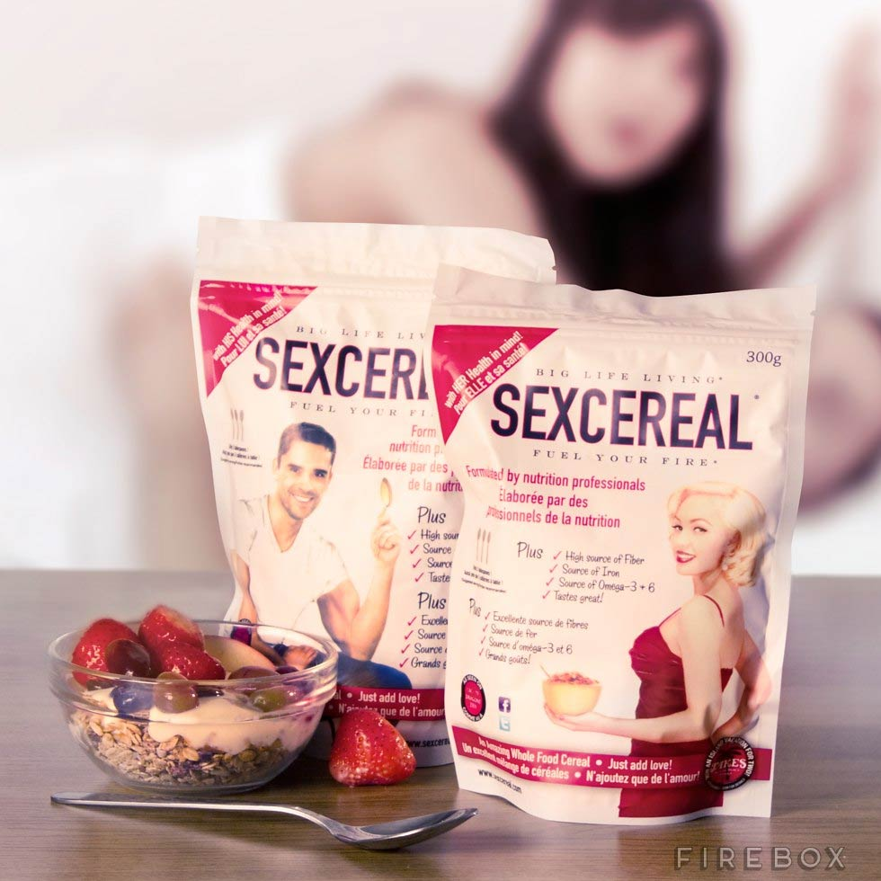 Sexy cereal