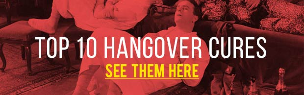 Top 10 Hangover Cures