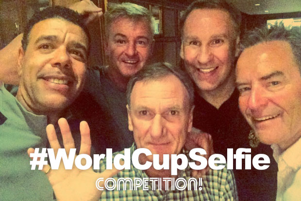 World Cup Selfie