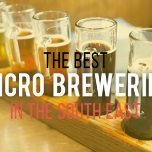 breweries in the south east