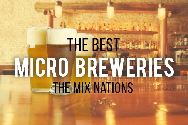 breweries in the mix nations
