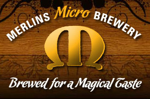 merlins micro brewery
