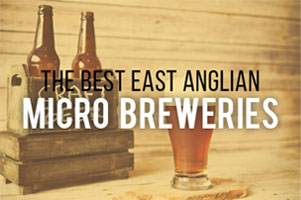 Microbreweries in East Anglia