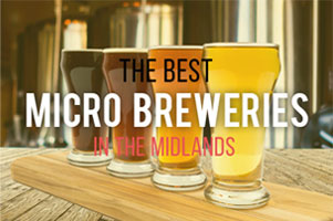 Microbreweries in the Midlands