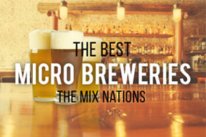 Microbreweries in the Mix Regions