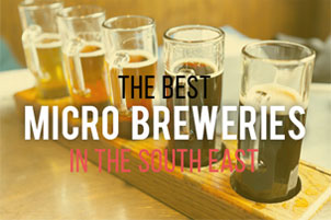 Microbreweries in the South East