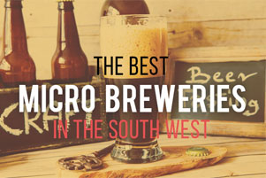 Microbreweries in the South West