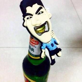 suarez bottle opener