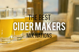 Cider Makers in the Mix Nations