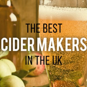 cider makers in the UK