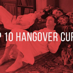 10 best hangover cures