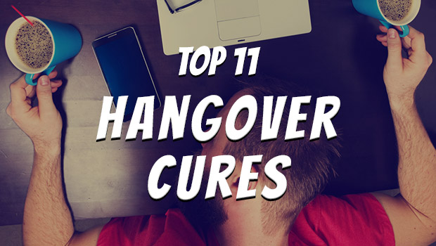 11 Best Quick & Easy Hangover Cures