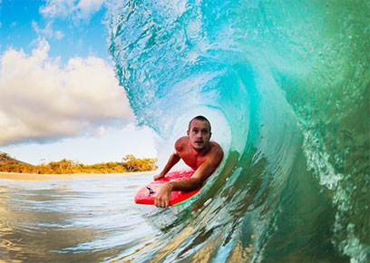 lisbon surfing