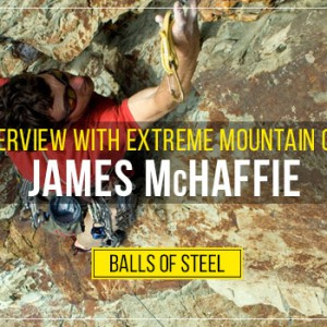 An Interview with James McHaffie