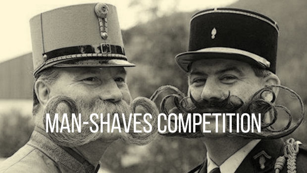 Winter shaves competition