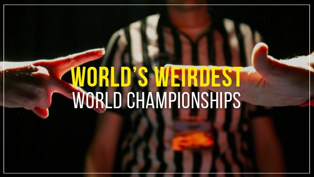World's Weirdest World Championships