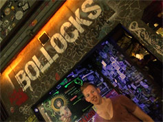 Bollocks Barcelona club 2