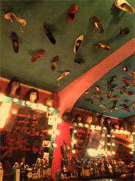 Dusk Barcelona nightclub