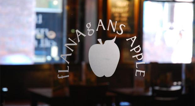 Liverpool – The Flanagan's Apple