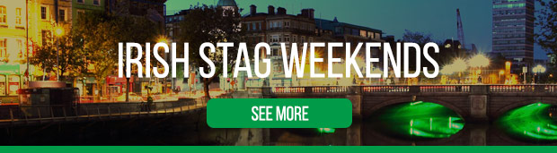 Irish Stag Weekends
