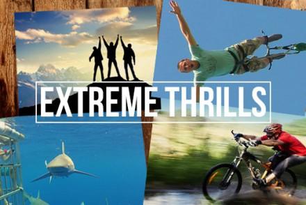 extreme thrills