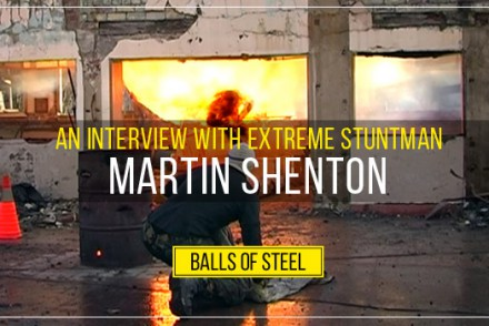 stuntman interview