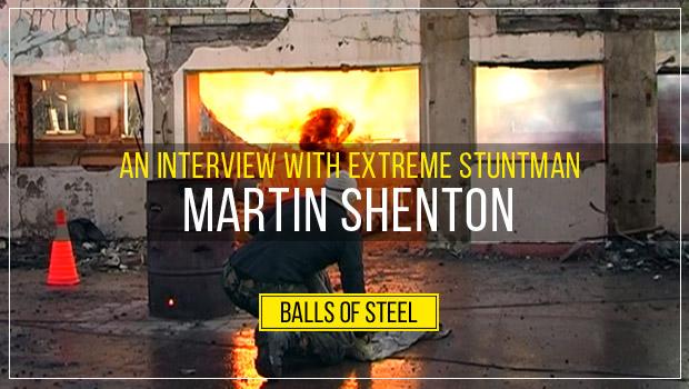 stuntman interview