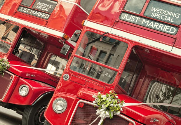 london retro bus hire