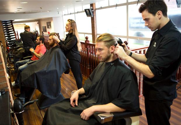 Jacks barber chairs