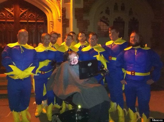 hawking stag do