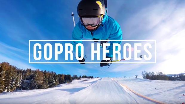 GoPro Heroes