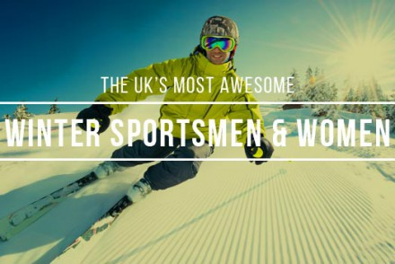 UK's Winter Sportsmen & Women