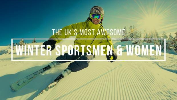 UK's Winter Sportsmen & Women