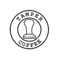 tamper coffee