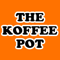 the koffee pot