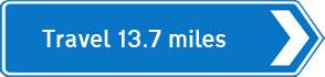13.7 miles