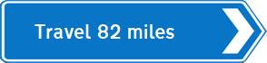 82 miles
