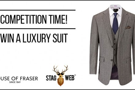 win a luxury suit