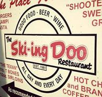 the ski-ing doo