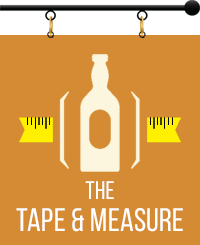 the tape and measure