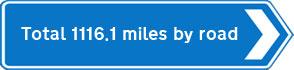 total miles