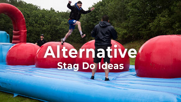 alternative stag do ideas