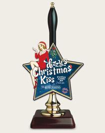 dizzys christmas kiss